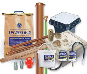 Sistem Pentanahan/Grounding/Arde Earthing and Bonding Products